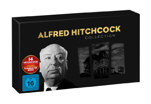 Hitchcock-Collection (14 Discs) [Limited Edition]