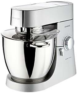 Kenwood KMM020 Major Titanium, Robot da cucina, Argento