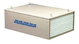JDS 750-ER 14022 3 Speed Air Filtration System with Remote and Electrostatic Pre-Filter