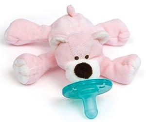 WubbaNub Pink Bear