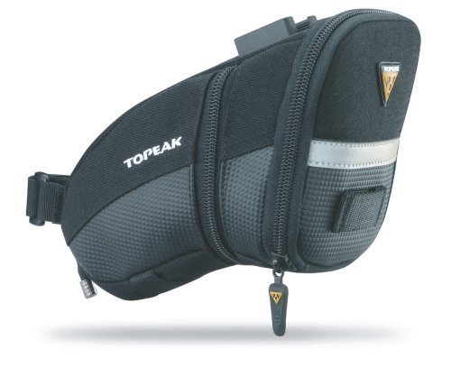 Topeak Aero Wedge Pack with Fixer (Medium)