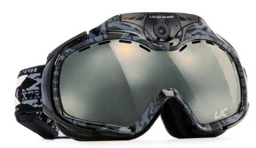 Liquid Image XSC 338BLKApex Series Snow Goggle Video Camera (Black)
