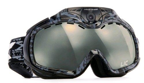 Liquid Image XSC 338BLKApex Series Snow Goggle Video Camera (Black)