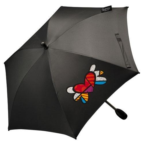 Quinny Britto Parasol - Heart front-460590
