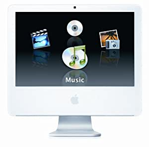 "Apple iMac G5 Desktop with 20"" MA064LL/A (2.1 GHz PowerPC G5, 512 MB RAM, 250 GB Hard Drive, SuperDrive)"