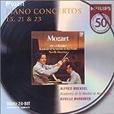 Mozart: Piano Concertos 15, 21 & 23