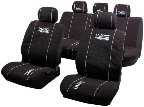 WRC 007338 4 tlg. Set Sitzbezug universal Airbag-kompatibel,