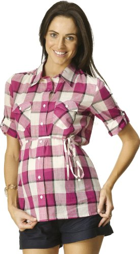 Rosie Pope Maternity Pocket Front Shirt