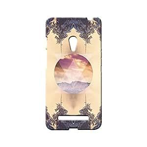 BLUEDIO Designer Printed Back case cover for Asus Zenfone 5 - G0172