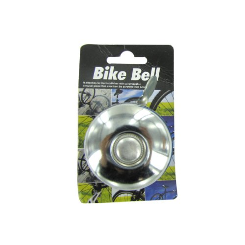 Metal bike bell - Pack of 24