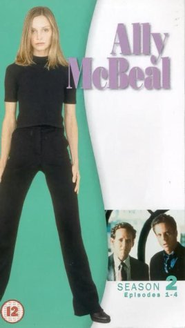 Ally McBeal - Season 2 Part One [VHS] [1998]