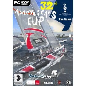 Virtual Skipper 5 : Americas Cup The Game (DVD)