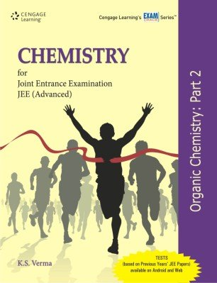 Organic Chemistry for Joint Entrance Examination JEE Advanced: Part 2 Image