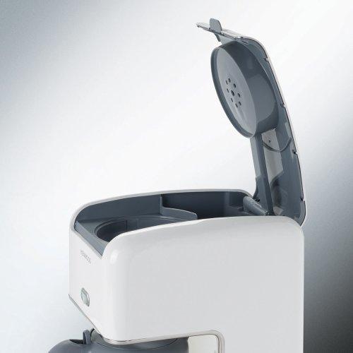 DeLonghi ブラン ドリップコーヒーメーカー ホワイト 【6杯用】 CM300J-WH