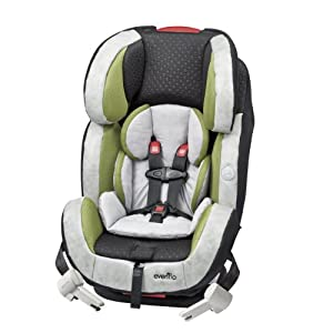 Evenflo Symphony 65 DLX Convertible Car Seat, Porter from Evenflo