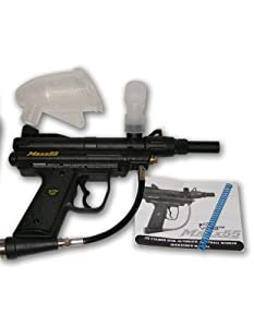 Buy Compact .50 caliber Paintball Gun + Loader SET 50 cal pistol by Extreme Rage