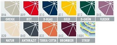 Doppler GS SUN LINE III 150/8tlg. D. 810 dunkelblau von Doppler bei Gartenmöbel von Du und Dein Garten