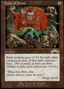 Magic: the Gathering - Coat of Arms - Exodus