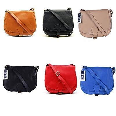 OH MY BAG SOLDES Sac bandoulière Cuir porté épaule bandoulière et de travers femmes en véritable cuir fabriqué en Italie - modèle VINTAGE SOLDES
