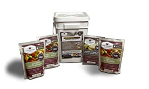 Wise Food 52 Serving Prepper Pack, 8-Pound by Wise Company