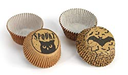 Martha Stewart Crafts Classic Halloween Cupcake Wrappers