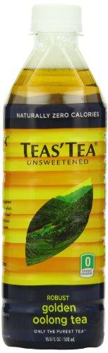 Thé non sucré or thé Oolong de thés, des