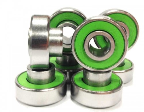 Zealous Bearings for Longboards and Skateboards (Longboard Bearing Spacers compare prices)