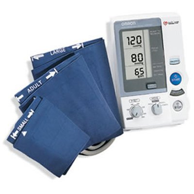 Cheap Omron HEM-907-CR19 Upper Arm Home Blood Pressure Monitors Cuff/Bladder Set, Medium 22-32cm (HEM-907-CR19)