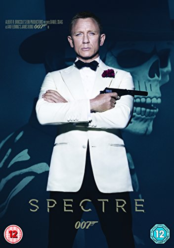 Spectre [DVD] [2015] UK-Import, Sprache-Englisch.