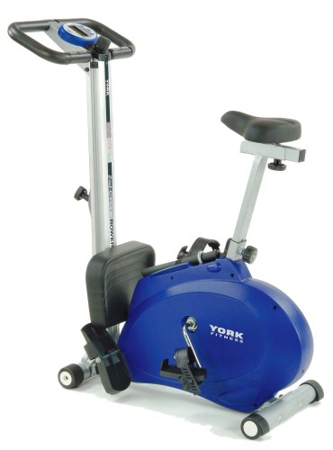 York 2 in 1 Cycle/Rower-Dual Features