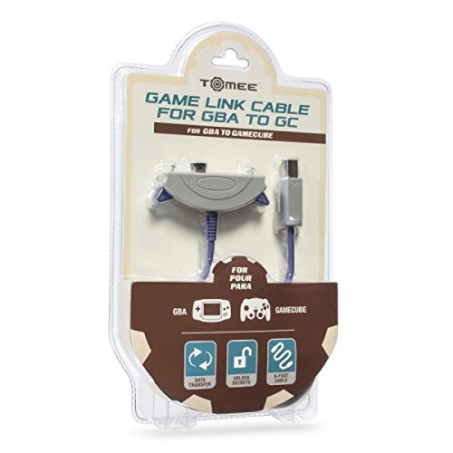 Game Boy Advance to GameCube Link Cable (Gamecube Console Cables compare prices)