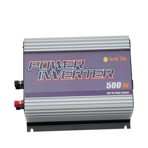 Sungoldpower 500W Grid Tie Inverter For Wind Turbine System Dc Input 10.8V- 30V
