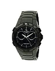 Rip Curl Men's A1034-MID Shipstern Tidemaster 2 Midnight Stainless Steel Tide Watch