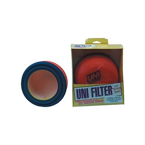 1983-1984 HUSQVARNA 250/500 AE/ CR/ XC/WR UNI AIR FILTER HUSQVARNA DIRT BIKE, Manufacturer: UNI FILTER, Manufacturer Part Number: NU-1004ST-AD, Stock Photo - Actual parts may vary.