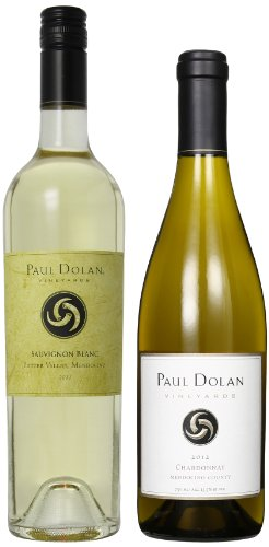 Paul Dolan Best Of Mendocino Organically Grown Whites (2Nd Edition), 2 X 750 Ml