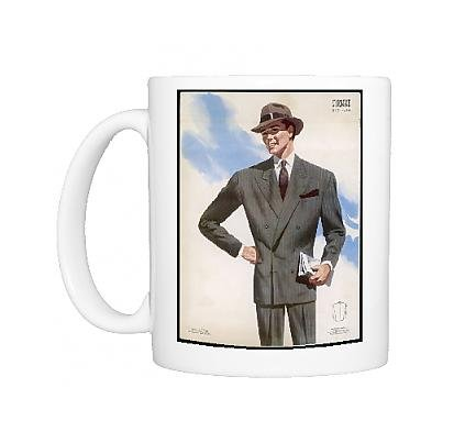 Photo Mug Of Costume/Man 1955