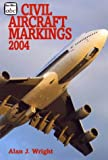 Civil Aircraft Markings (0711030057) by Wright, Alan J.
