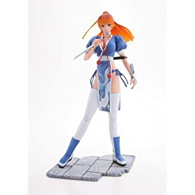 MON-SIEUR BOME COLLECTION No.15 DEAD OR ALIVE かすみ KASUMI BLUE Ver. ( PVC塗装済完成品 )
