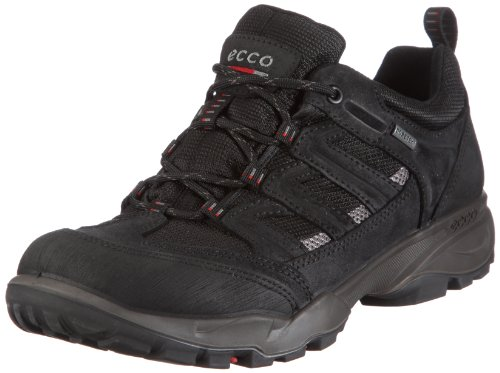 ECCO ECCO RUGGED TERRAIN V 823004/51052 Unisex-adult Sports Shoe, Black 8 UK