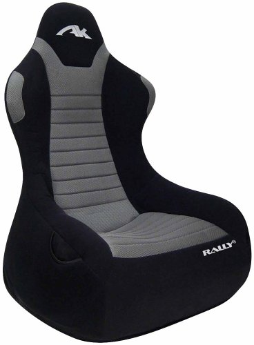 AK Rally Titanium Gaming Rocker Chair