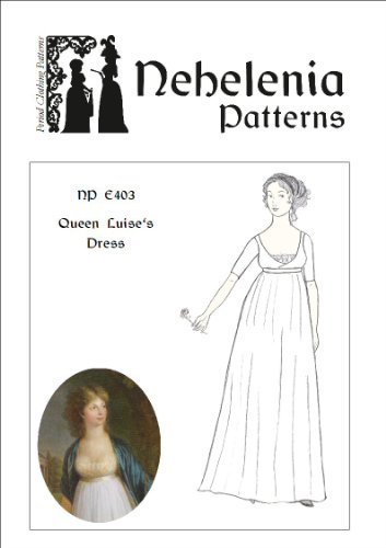 Queen Luise's Regency Dress Pattern