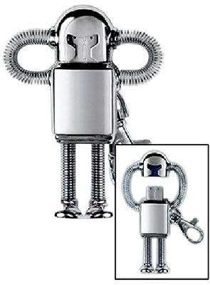 4GB Novelty USB 2 Robot Flash Drive from VTEC
