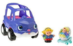 Fisher-Price Little People Lil' Mover Suv