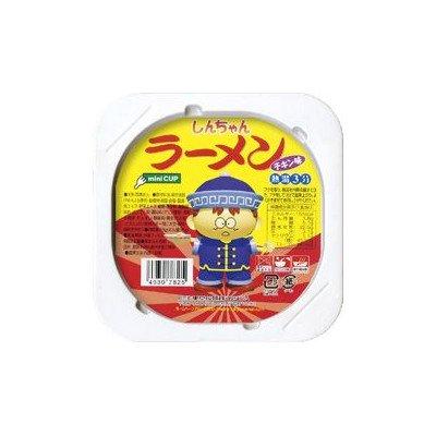 東京拉麺 しんちゃんラーメン チキン味 ミニカップ 1ケース(30個入)