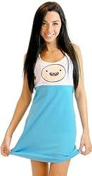 Adventure Time Juniors Costume Tank Dress