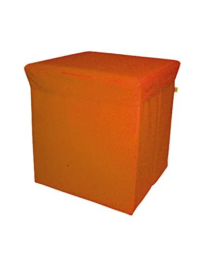 Phoenix Puff Contenedor Stor' It Naranja