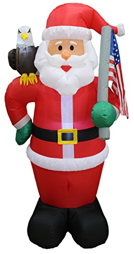 6-foot-tall-lighted-christmas-inflatable-patriotic-santa-claus-with-eagle-and-american-flag-yard-art
