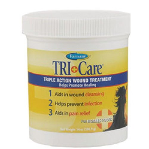 farnam-14-oz-tri-care-triple-action-wound-treatment-helps-promote-healingfor-horses-and-dogs