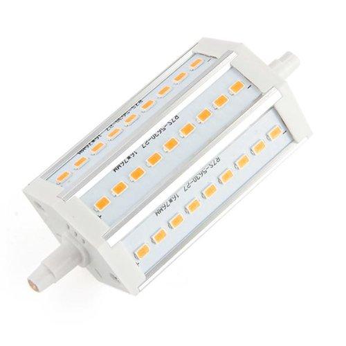 R7S 10W 118Mm 27 Smd Led Bulb Warm White Halogen Flood Light Lamp 1000Lm