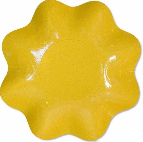 Zuppiera piccola insalatiera gialla